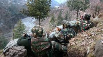 Pak again violates ceasefire in Arnia sector of Jammu district in wee hours today; One BSF soldier martyred