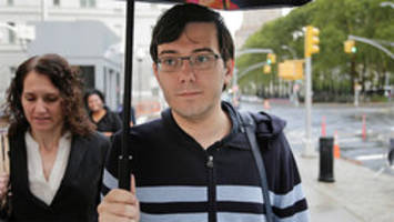 no xbox for 'pharma bro' martin shkreli as he's locked up with terror, mob suspects