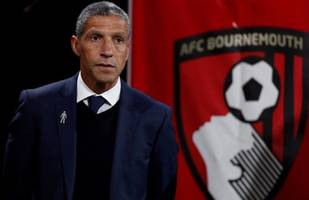 bournemouth 2-1 brighton: chris hughton frustrated by 'poor' goals