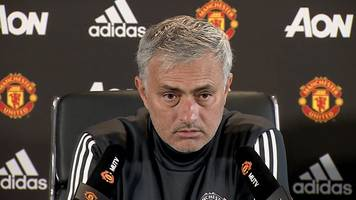Jose Mourinho: Wayne Rooney will get 'a welcome he deserves' when he returns to Old Trafford