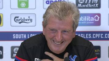 roy hodgson: crystal palace will stay up, i wouldn't have taken the job otherwise