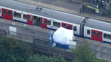 Parsons Green: UK terror threat increased to critical after Tube bomb
