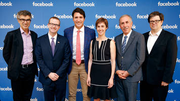 Facebook opens a new AI research lab in Montreal