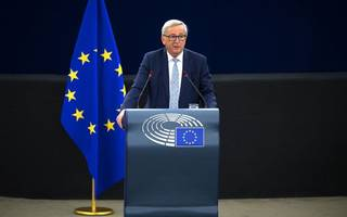 brexit is enabling the federalist eurocrats to stage a power grab