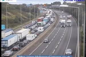 Pedestrian who died on M5 was just 27, say police