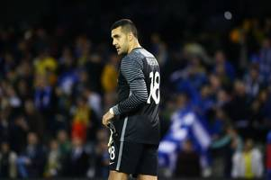 Adam Federici will be sidelined for three months with injury that ended his Nottingham Forest career before it began