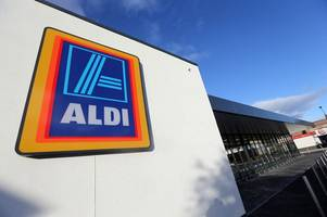 Aldi is launching a WINE advent calendar containing 24 mini bottles of red, white,Rosé and fizz