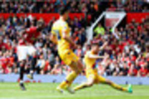 Manchester United star set to miss Crystal Palace clash later...