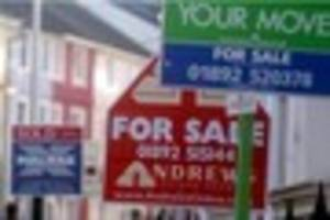 the seven houses for sale in thanet that a first time buyer might...