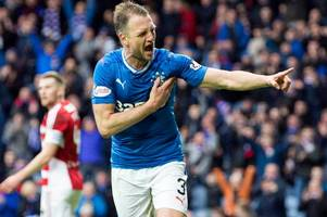 rangers fans' favourite clint hill fails to agree stunning return to english championship with qpr