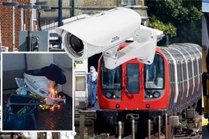 security services identify suspect in london train bombing with help of cctv images