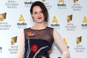 Star Wars actress Phoebe Waller-Bridge admits she hadn't seen any of the films when directors snapped her up for spin-off role