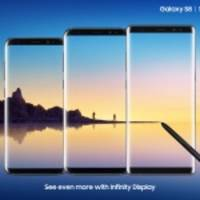Samsung Galaxy Note8 Available in Stores and Online Starting Today Following Strong Global Preorder Sales