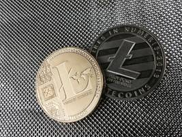 litecoin price drops by 33% overnight
