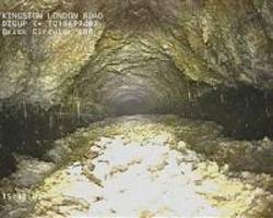 130-tonne 'monster fatberg' clogs London sewer