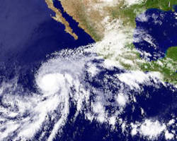 max threatens earthquake-hit area of mexico with 'torrential' rains