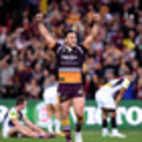 Broncos edge Panthers 13-6 to set up NRL preliminary final clash against Storm
