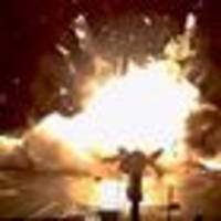 Watch billionaire Elon Musk's astonishing video of all his Space X rocket explosions and disasters
