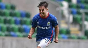 irish league round-up: mallards are sukka-punched while mccauley double helps coleraine stay top