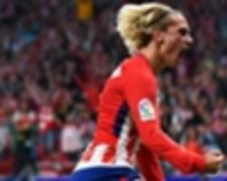 Atletico Madrid 1 Malaga 0: Griezmann gives Wanda Metropolitano a grand opening