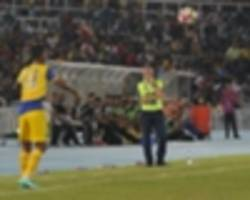 durakovic slams 5-minutes of madness from his perak side