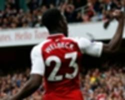welbeck can't be henry, but he can be 'dat guy'