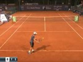 tennis player pulls off best serve of all time