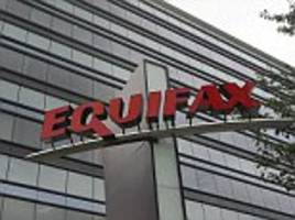Up to 400,000 Britons hit by Equifax cyber hack in the US