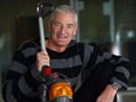 vacuum cleaner tycoon sir james dyson excited  for brexit