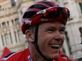 froome says doctor's note exemptions 'do have a place'
