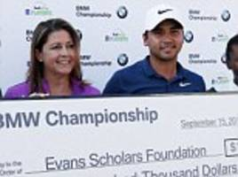 jason day hits hole in one at bmw championship