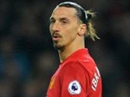 man united on course for great things: zlatan ibrahimovic