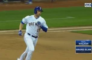 watch: brewers explode for 8 runs in 8th inning