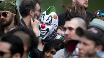 The plight of the Juggalos: Why clowns marched on Washington