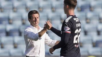 dundee 3-2 st johnstone: things fall into place for dee boss neil mccann
