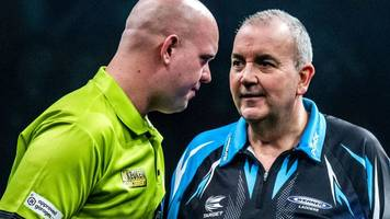 the world's best darts players in cardiff