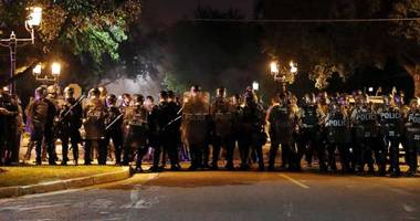 Massive Protest In St. Louis Over Ex-Cop's Acquittal Turns Violent, Tear Gas Deployed As 32 Arrested