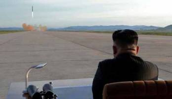 North Korea Vows To Complete Nuke Program, Reach Military Equilibrium With The US