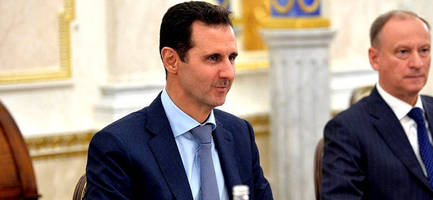 syria's president exposed a flaw in us foreign policy that no one wants to talk about