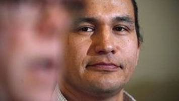 Wab Kinew, once accused of domestic violence, named new leader of Manitoba NDP