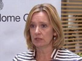 amber rudd refuses to say if tube bomber was known to cops