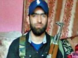 hunt for five kashmiri rebels on india security 'hit list'