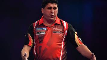 champions league of darts: suljovic pulls off another shock to make semis