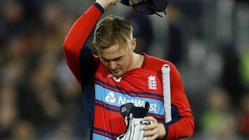 england v west indies: jason roy falls off first ball of england innings