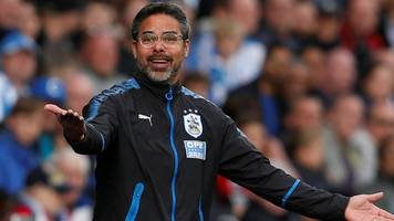 huddersfield town 1-1 leicester city: david wagner 'disappointed' with foxes draw
