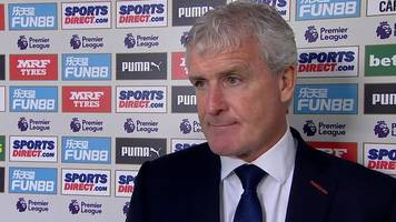 Newcastle Utd 2-1 Stoke City: Mark Hughes rues missed chances for Potters