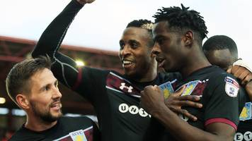 villa put three past barnsley for second win of season