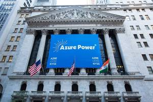 Azure Roof Power to Electrify Government of India Buildings across 10 States