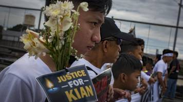 an entire philippine police force will be retrained after teen's death