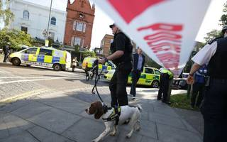 Parsons Green terror attack: Police searching Surrey address